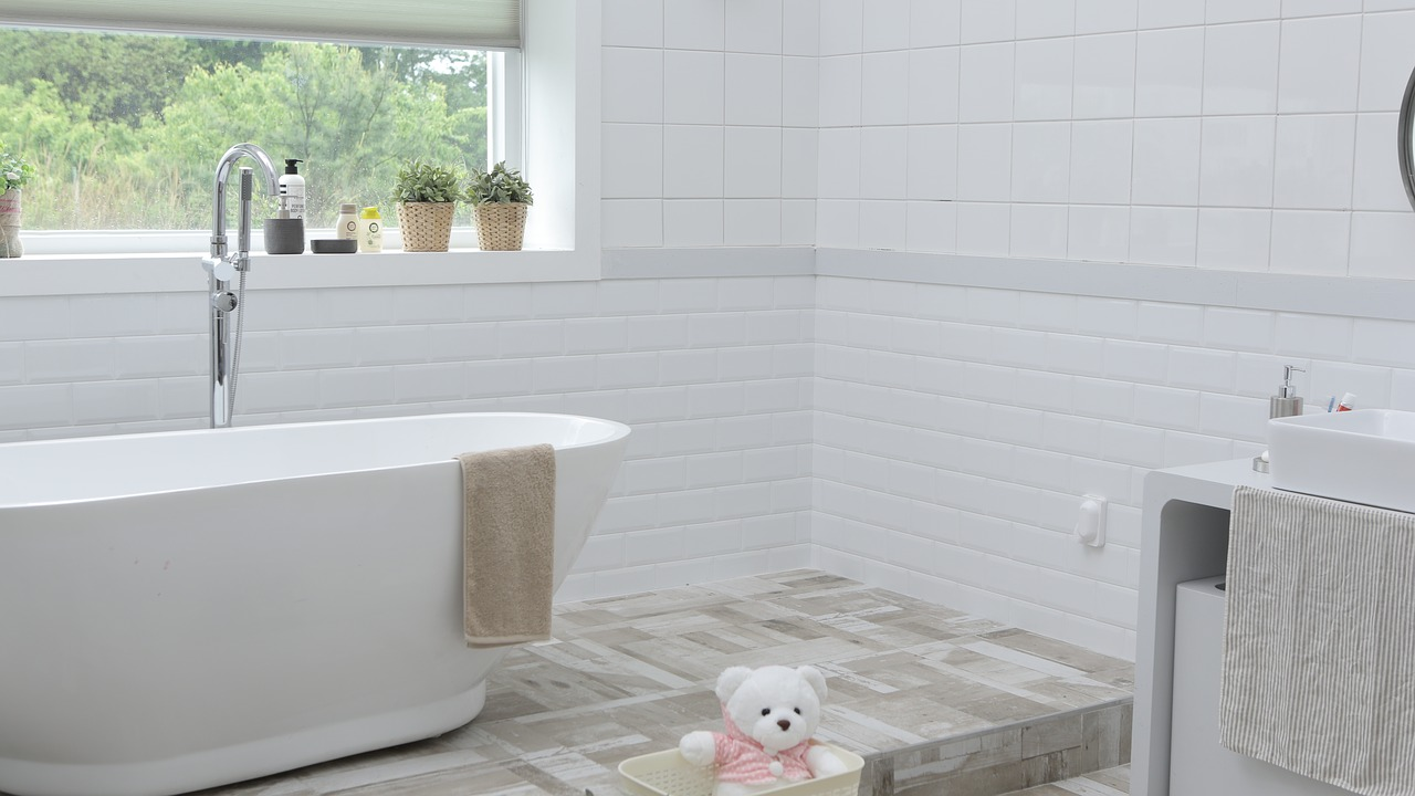 badkamer ventileren